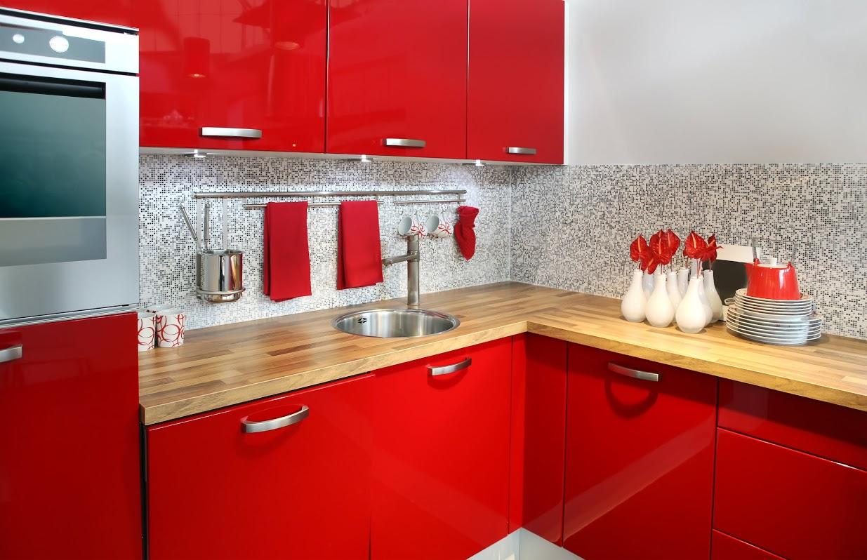 Red Lacquer Kitchen Cabinets How To Save Thousands On An Ikea Type Kitchen November 2015