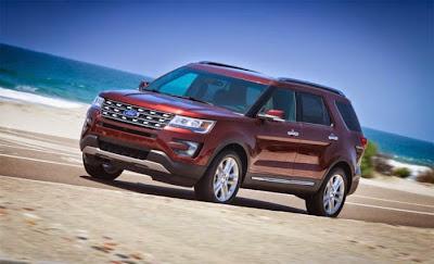 2016 Ford Explorer Sport Release Date Canada