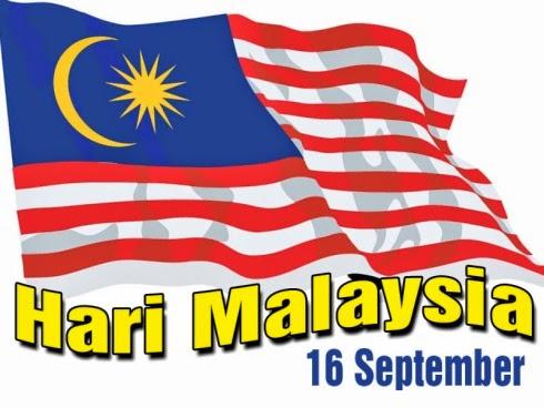 Selamat Hari Malaysia,16 September,Malaysia,Merdeka