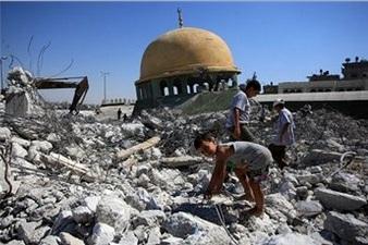 Sebanyak 251 Masjid di Palestin Dibom Yahudi Sejak 2008