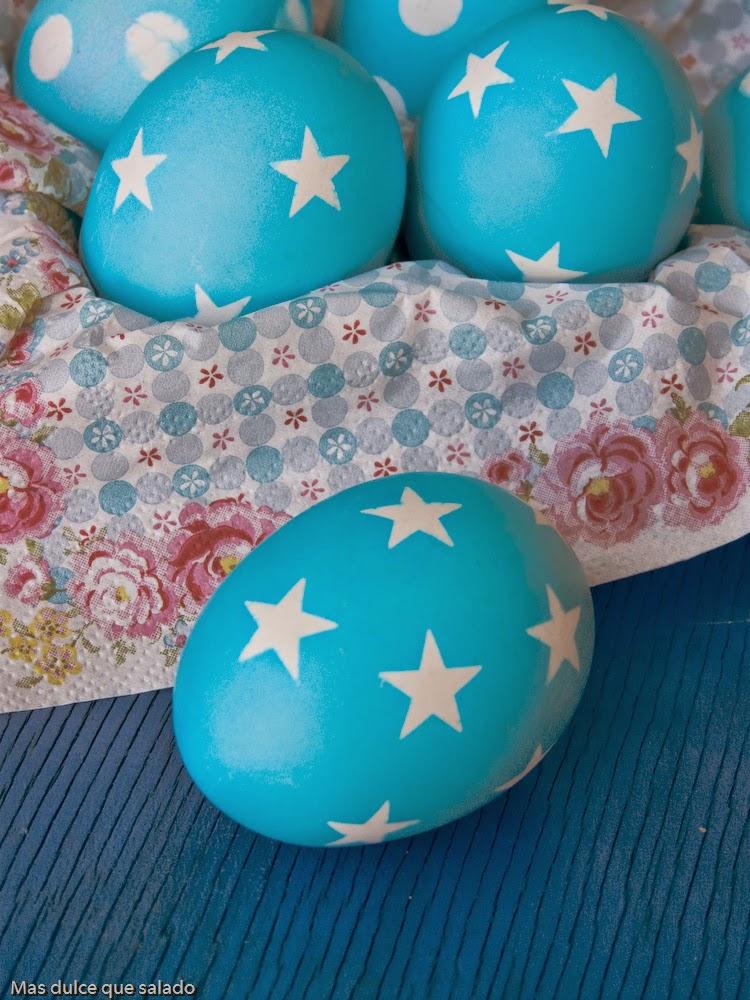 Huevos de pascua decorados decoracion for Decoracion pascua