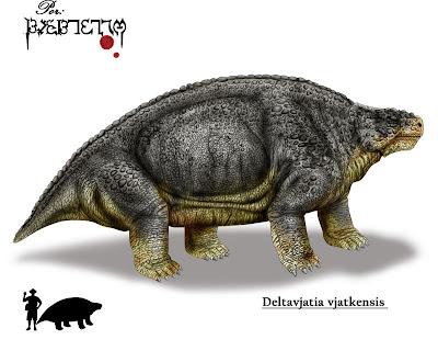 reptilia Deltavjatia