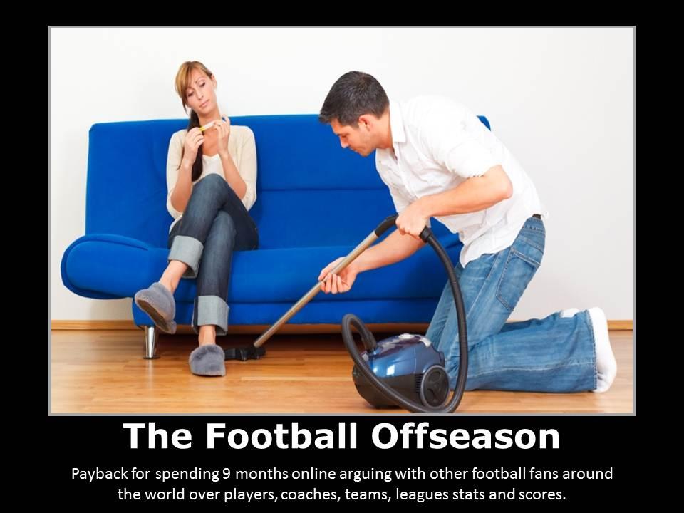 Football Offseason