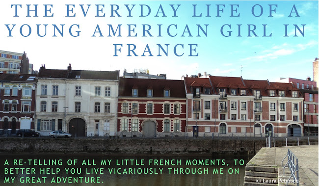 The Everyday Life of a Young American Girl in France