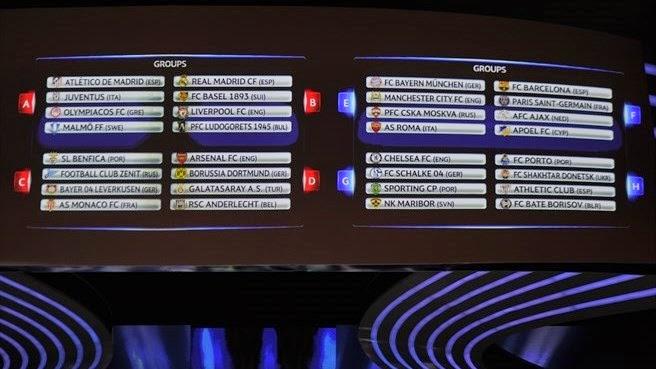 UEFA CHAMPIONS LEGUE 2016/17