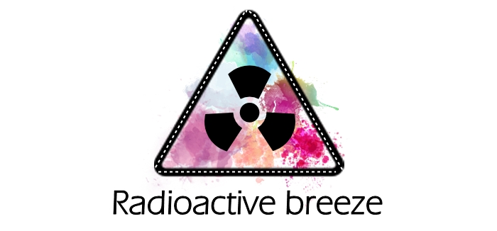Radioactive breeze