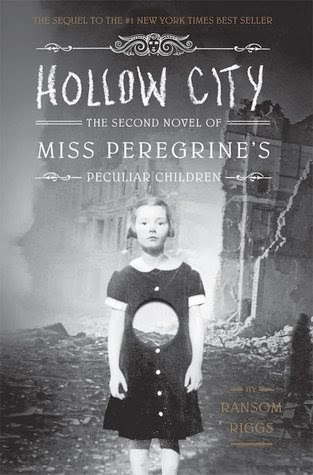 bookcover of HOLLOW CITY (Miss Peregrine's Home for Peculiar Children, # 2)  by Ransom Riggs
