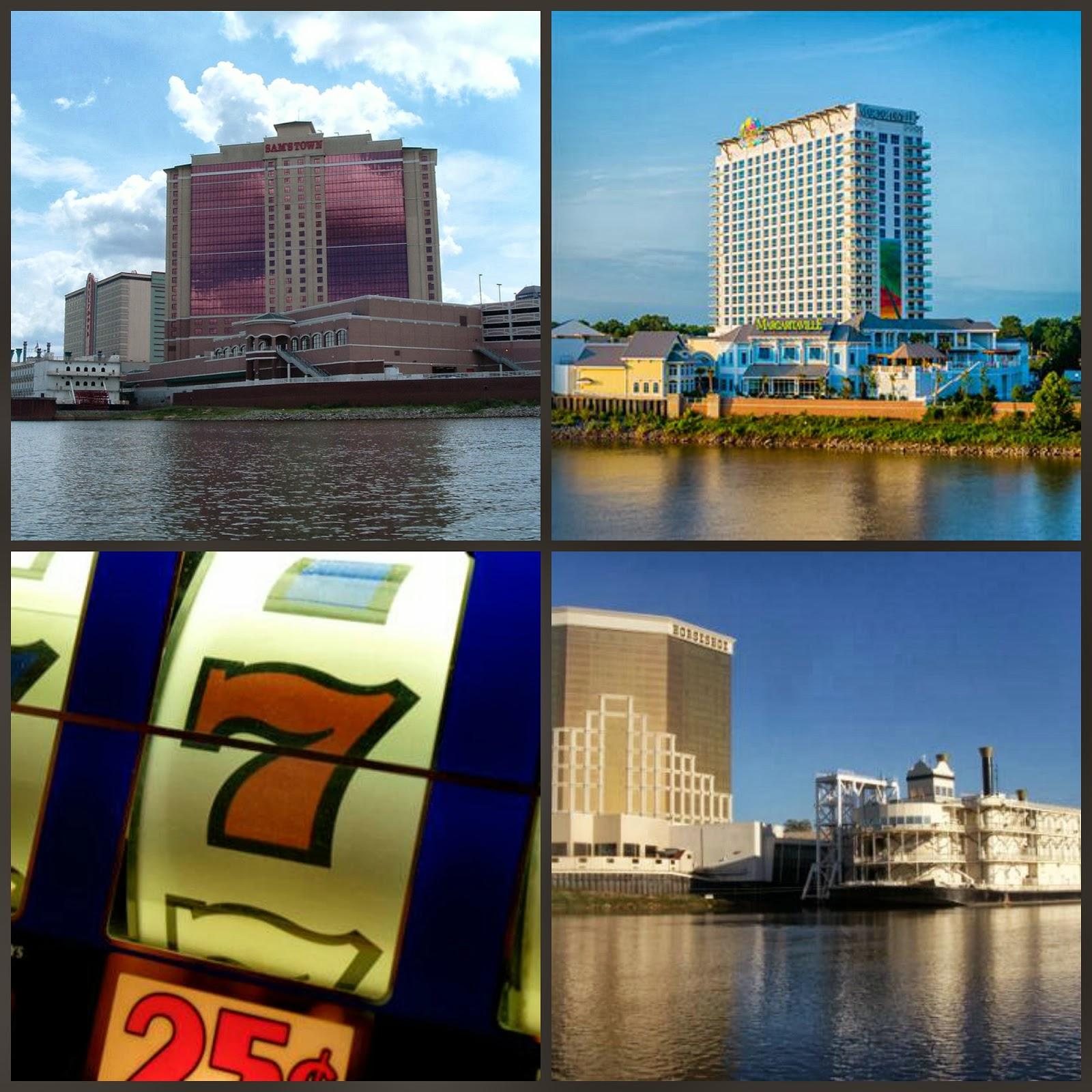 Shreveport gambling casinos