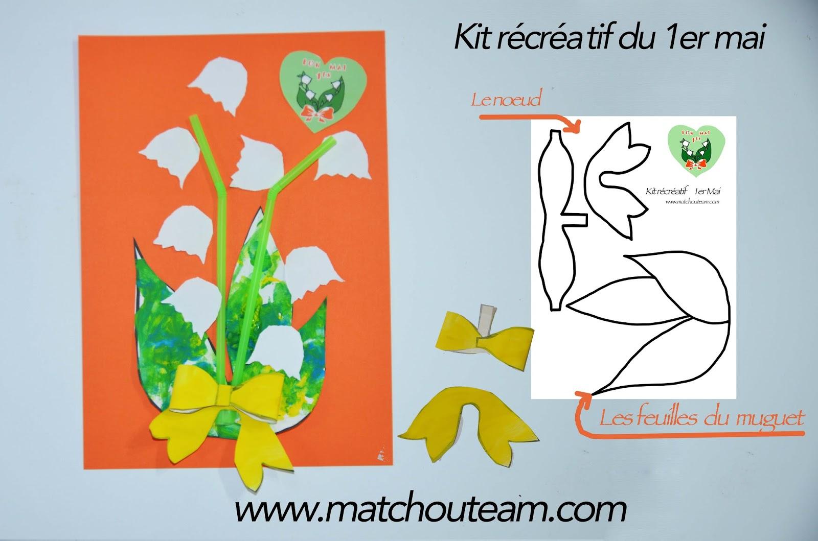 Ma Tchou Team Clochettes Du 1er Mai