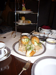 tea at The Langham
