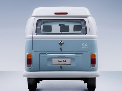 VW Kombi Last Edition