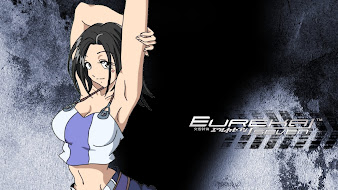 #20 Eureka Seven Wallpaper