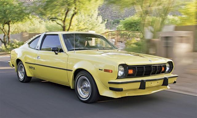 アメリカンモータース・ホーネット | AMC Hornet(1970-77)