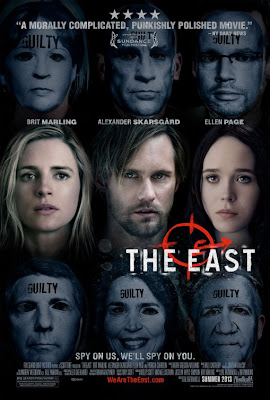 Poster for The East