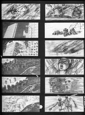 Storyboard - Terminator 2 Judgment Day - Nuclear Nightmare