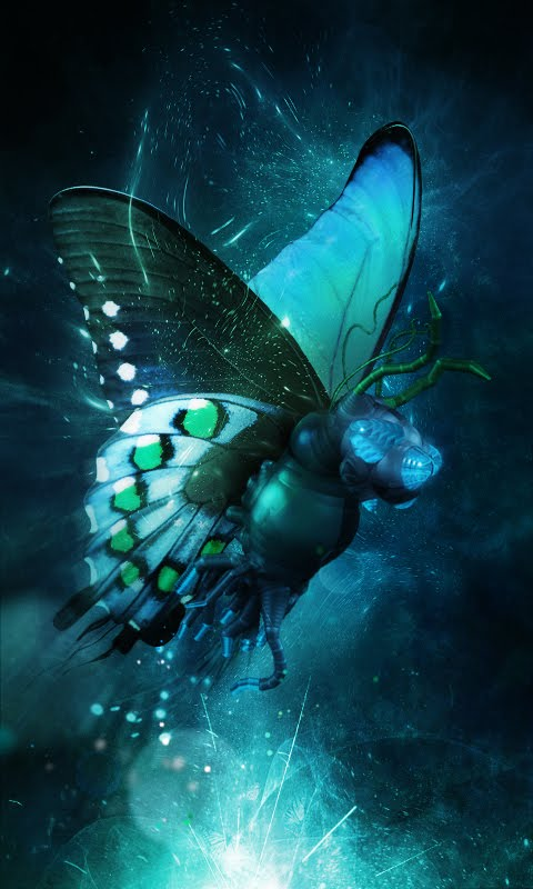 Download free attractive animated 3d mobile wallpapers for all 480x800