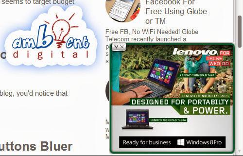 Ambient Digital Ads