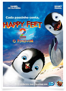 happyfeet2 6 Happy Feet 2: O Pinguim   BDRip   Dual Áudio