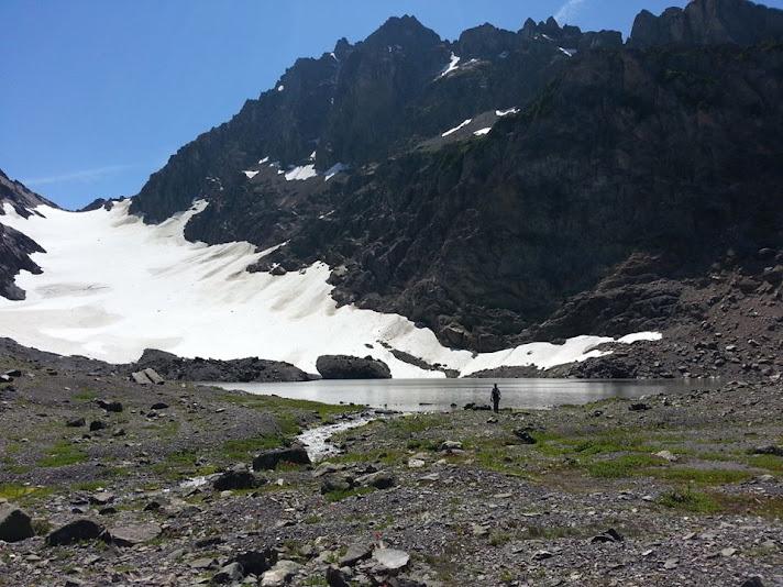 Mystery Glacier