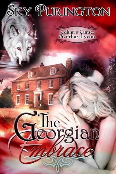 The Georgian Embrace (Calum's Curse: Acerbus Lycan)