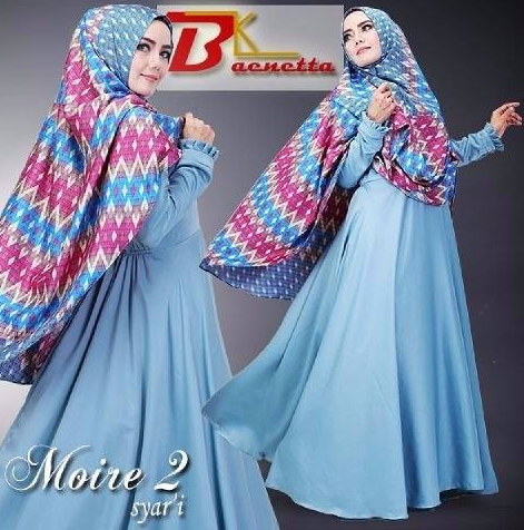 Contoh Foto Baju Muslim Modern Terbaru 2016 Foto Busana
