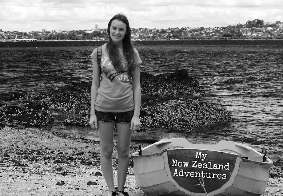 My adventures in New Zealand