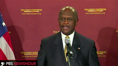 Hermain Cain Delivers Tea Party Response to the State of the Union Address (SOTU) VIDEO