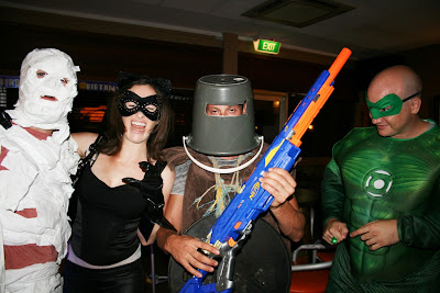 Ned Kelly costume