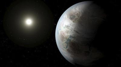 NASA Mengumumkan Penemuan Planet Bumi Kedua