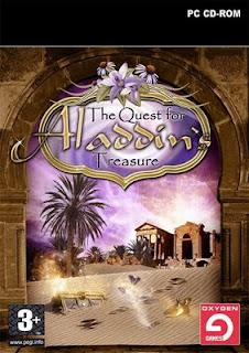 The Quest For Aladdin's Treasure