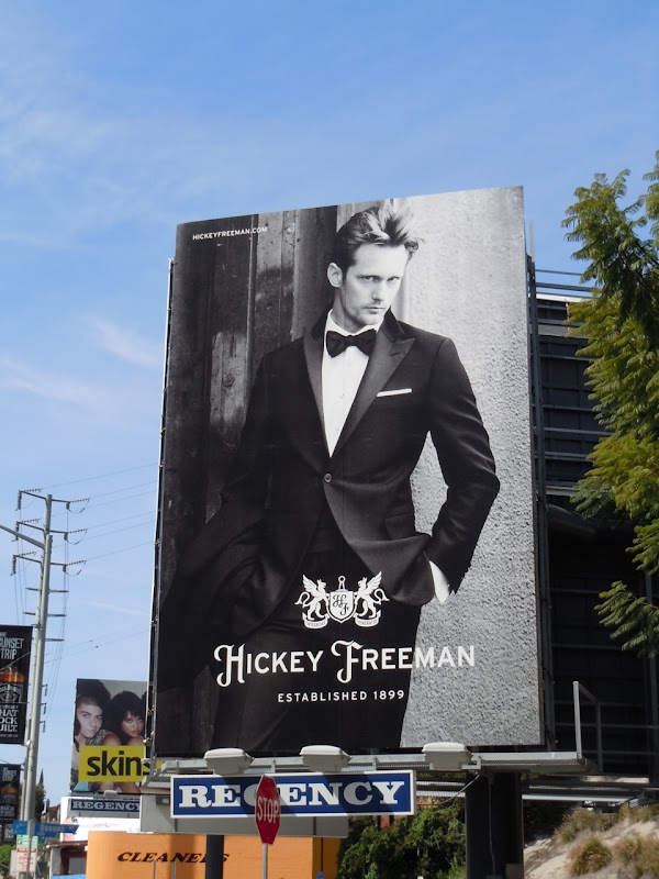Hickey Freeman Alexander Skarsgard billboard