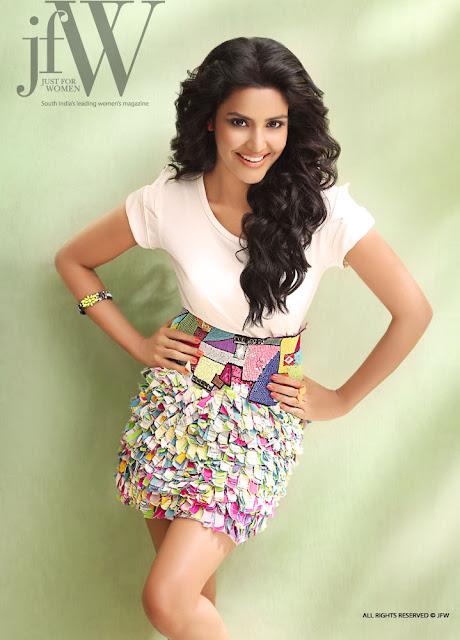 Priya Anand JFW Magazine