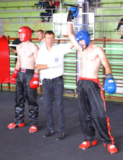 boks, Karolina Gleisner, kickboxing, mistrzostwa, muay thai, młodzież, Patryk Szpera, Polska,