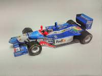 Benetton 1997 Alesi