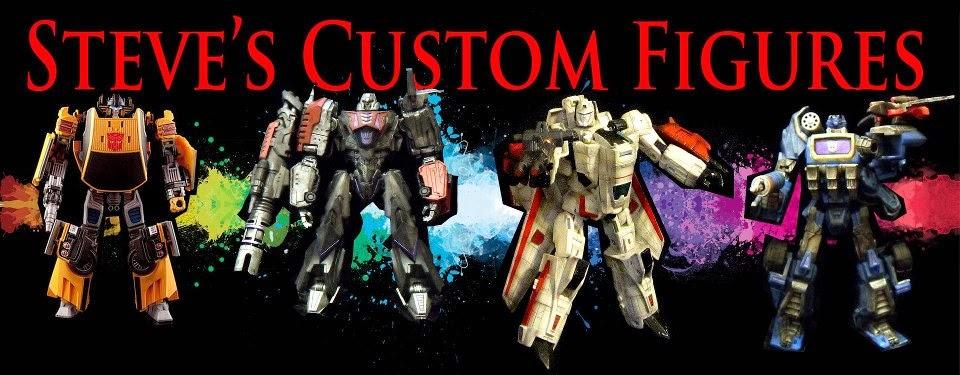 Steve's Custom Figures