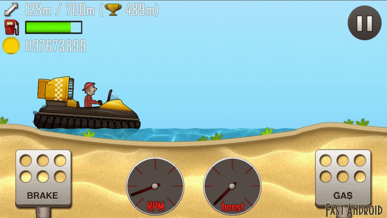 hill climb racing android   android games