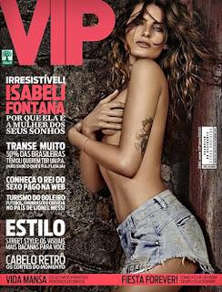 Download – Revista Vip: Isabeli Fontana – Fevereiro 2013