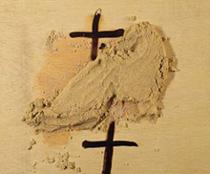 Obra de Antoni Tàpies como ilustración de un sueño