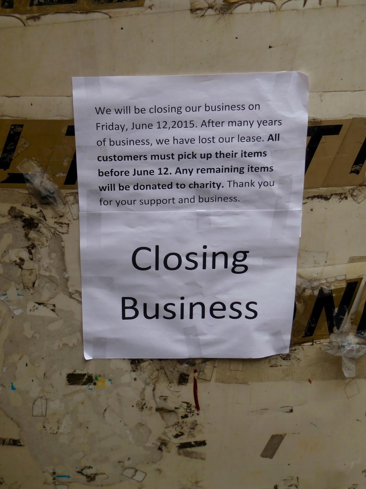 Jeremiahs vanishing new york benny louie chinese laundry reader chris bandini sends in the sad news about benny louie chinese laundry on 13th street near university the sign outside says theyre closing on june solutioingenieria Gallery