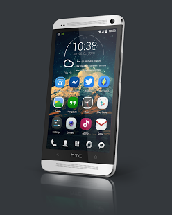 Mond - Launcher Theme android