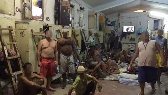 Σφαγή στις φυλακές της Βραζιλίας: Αποκεφάλισαν και ξερίζωσαν τις καρδιές 31 συγκρατουμένων τους