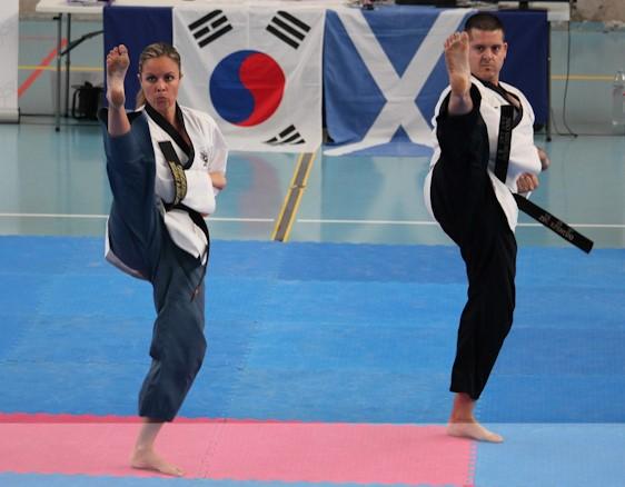 Club Escuela de Taekwondo Taeguk