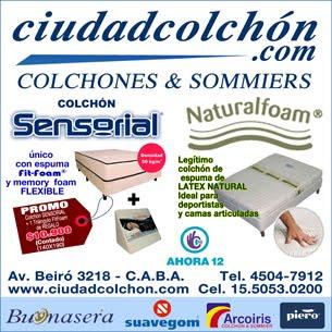 CIUDAD COLCHÓN