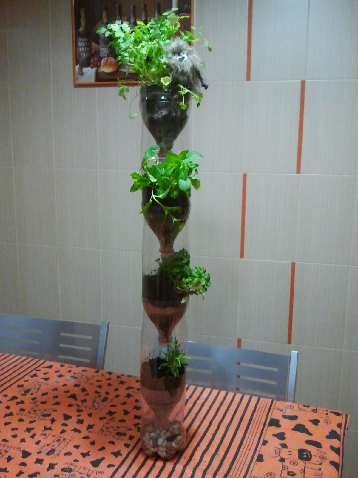 Proyectos Ecologicos Caseros De Material Reciclado