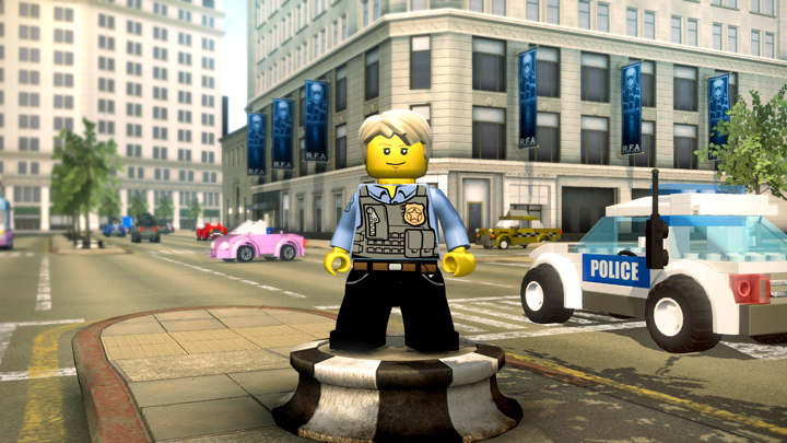 Lego City Underciver Is  Ing To Nintendo Wii U March 1 2013 The Game