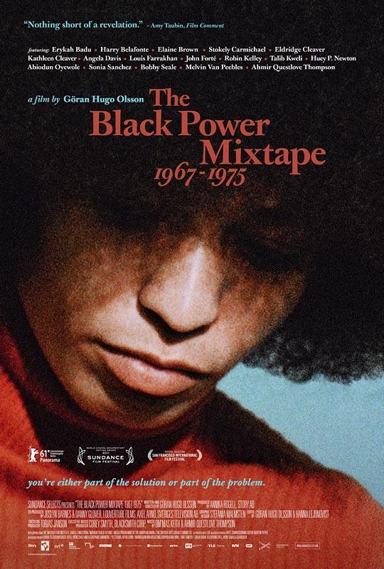 Ver The Black Power Mixtape 1967-1975 (2012) Online