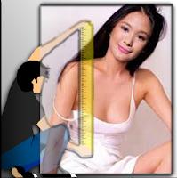 Heart Evangelista Height - How Tall