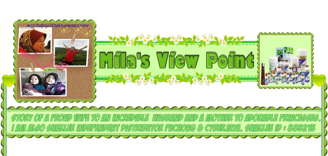Mila's View Point
