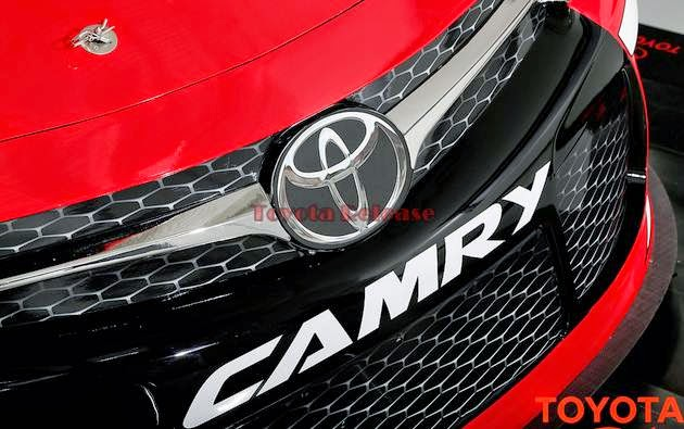 2015 Toyota Nascar Racing Race Car Review