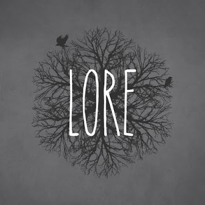 Lore Podcast logo